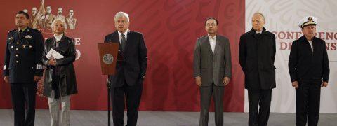 Plan de paz de López Obrador arranca con comités estatales y 35.745 efectivos