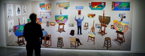 Art Basel transforms Miami Beach into art center of the Americas