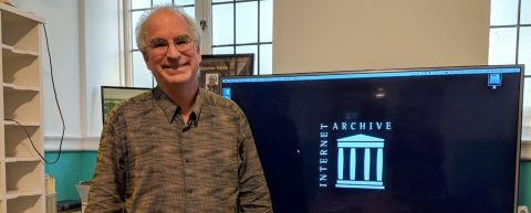 Internet Archive aims to create giant digital library