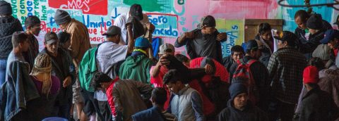 Mexico agrees to host 3rd-country nationals seeking US asylum