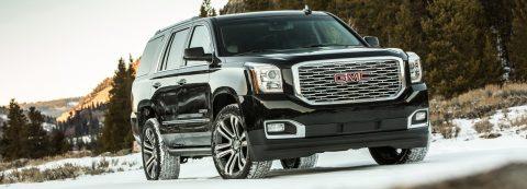 The New 2019 GMC Yukon XL Denali