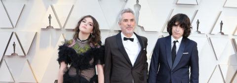 """""""Roma"""" hace historia y se lleva el Óscar a la mejor película extranjera"""