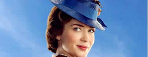 """La película de Disney """"Mary Poppins Returns"""" se estrena el 12 de marzo"""