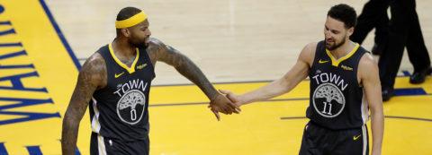 Los Warriors se reivindican ante los Nuggets; los Rockets, imparables, ya son terceros
