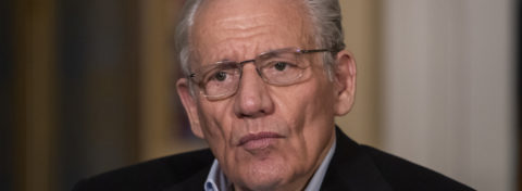 Woodward: Trump uses bluster to hide inability to govern