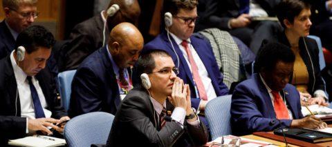 Venezuela orders expulsion of all remaining US diplomats