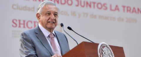 López Obrador declara fin de la política neoliberal en México