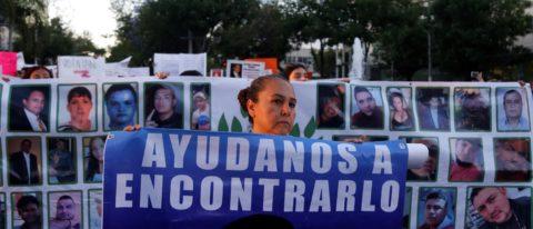 Parents of missing Mexican film students break silence, seek president's help