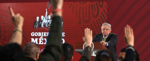 Mexican president: More competition needed in banking sector