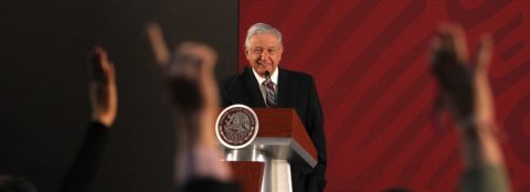 Mexican president calls predecessor's schools reform a foreign imposition