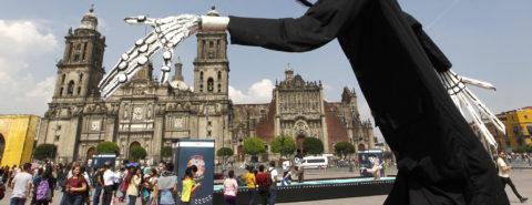 Ciudad de México busca convertirse en capital latinoamericana de la cultura