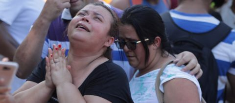 Death toll in Brazil building collapses rises to 3