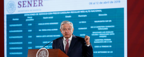 Mexican gov't reveals cheapest, most expensive places for fuel