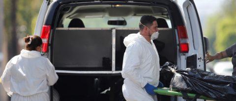 Investigators find 39 bodies in clandestine graves in Mexico