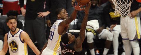 10-129. Durant se exhibe con 50 puntos y Warriors logran pase a semifinales