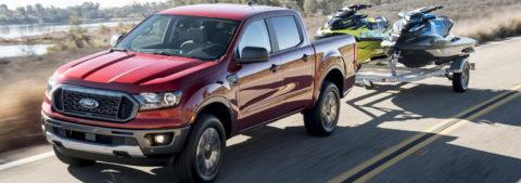 2019 Ford Ranger Supercrew