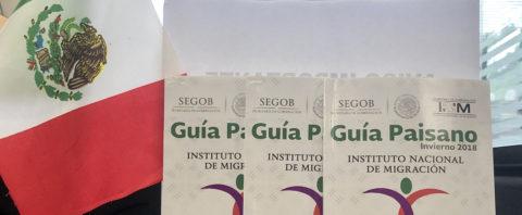 Consulado a Tu Lado: Programa Paisano, Semana Santa 2019