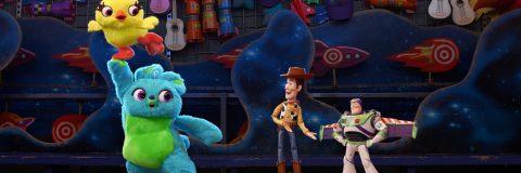 "Pixar's journey to ""Toy Story 4"""