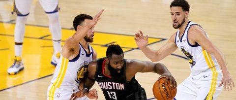 104-99. Klay Thompson da ventaja a los Warriors a pesar de la lesión de Durant (3-2)