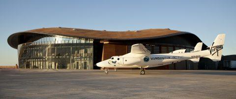 Virgin Galactic mudará su programa espacial de California a Nuevo México