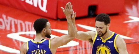 113-118. Curry y Thompson ponen a los Warriors en finales por quinta vez seguida