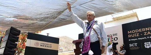 López Obrador creará una empresa para dotar de internet a todo México