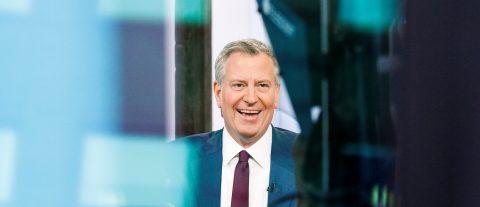 New York City mayor announces 2020 presidential bid