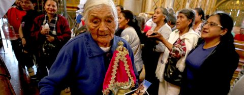 Ecuador's Virgin of Quinche is object of devotion taken note of by Vatican