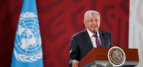 UN panel designs development plan for Mexico, CentAm to stop migration