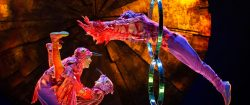 Cirque du Soleil anuncia su incursión en el cine