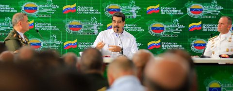 Maduro anuncia una inversión inmediata en Huawei, señalada por EE.UU. de espionaje