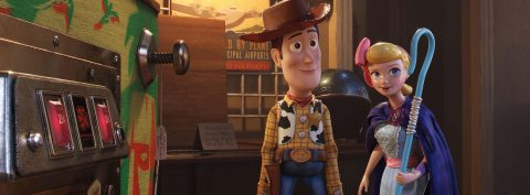 """Creators of """"Toy Story 4"""" say toys are a child's first friends"""