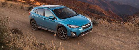 THE NEW 2019 Subaru Crosstrek Hybrid