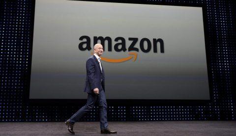 Amazon presenta nuevo dron para entregas prime air