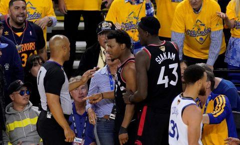 NBA sanciona a accionista de los Golden State Warriors