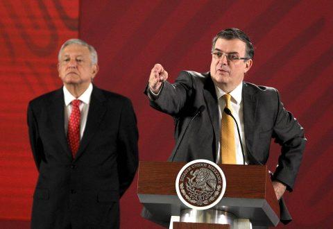 A enfrentar fenómeno migratorio México y Centroamérica