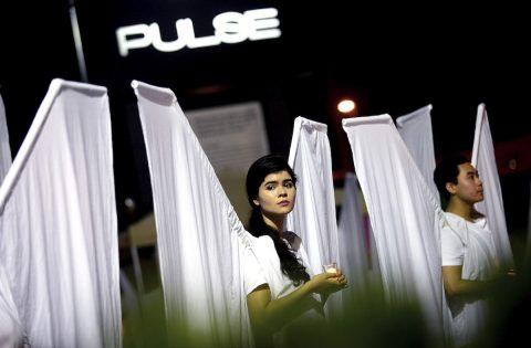 Orlando rememora en tercer aniversario a las 49 víctimas del club Pulse