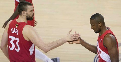 Raptors vencen a los Warriors y ganan su primer anillo en la NBA