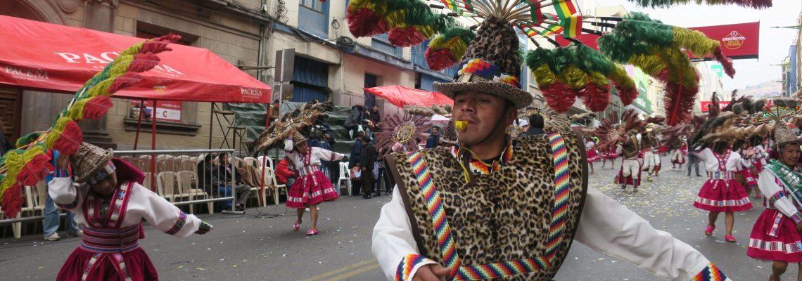 El Gran Poder boliviano muestra su esplendor para ser patrimonio mundial