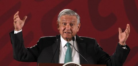 Mexico's president tops 1 mn YouTube subscribers