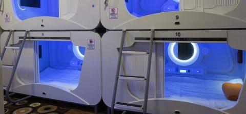 Bolivia inaugurates its 1st capsule hotel