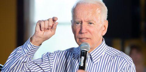 Joe Biden visita el Stonewall, icónico bar LGTBI de Nueva York