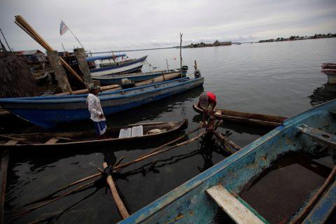Mar consume poco a poco archipiélago panameño