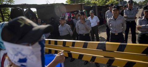 Opponents say Nicaraguan gov't reneged on pledge to free prisoners