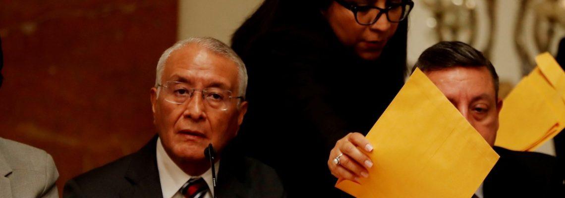 Revisarán resultados electorales en Guatemala por denuncias de corrupción