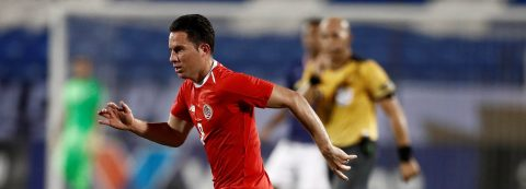 Costa Rica, con suspense, y Haití, con autoridad, pasaron a cuartos de final