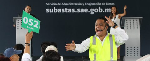 México subasta en $2,9M inmuebles incautados al narcotráfico