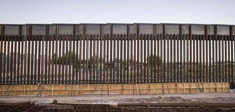 Organizan un teletón para muro fronterizo