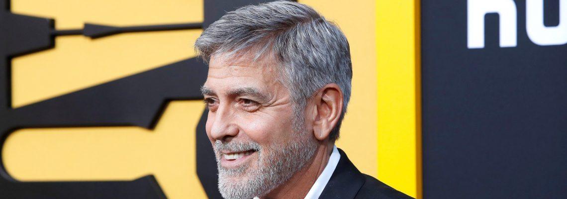 George Clooney dirigirá y protagonizará una película para Netflix