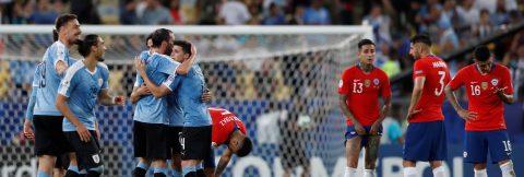 Así quedan los cuartos de final de la Copa América